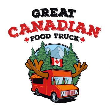Great Canadian Food Truck logo