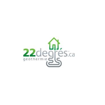 22degrés logo