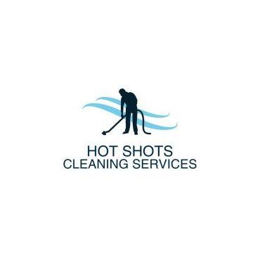 Hot Shots Pressure Washing logo