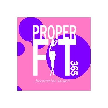Proper Fit 365 logo