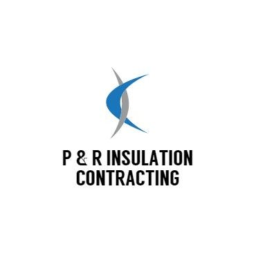 P & R Insulation Contracting logo