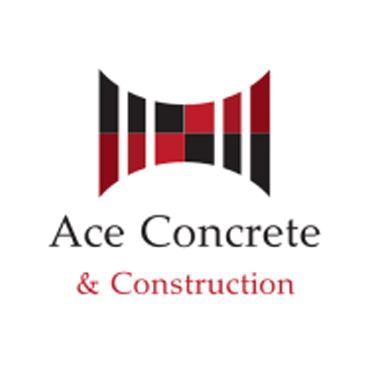 Ace Concrete & Construction logo