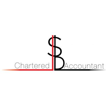 Simeen Bhanji Chartered Accountant logo