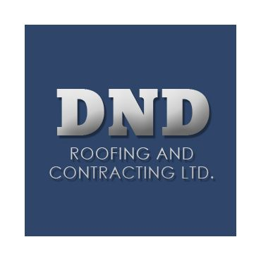 DND Roofing and Contracting Ltd. logo