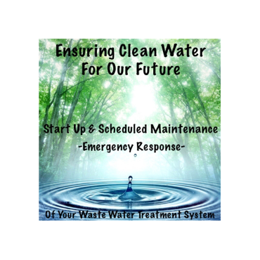 Brian's Residential Waste Water Management logo