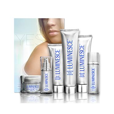Luminesce Angi-Aging Skincare