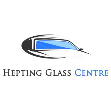 Hepting Glass Centre logo