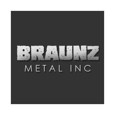 Braunz  Metal Inc. logo