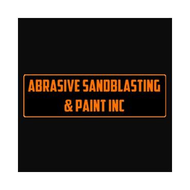 Abrasive Sandblasting and Paint logo