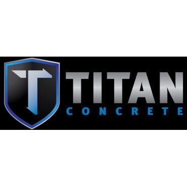 Titan Concrete Inc. logo