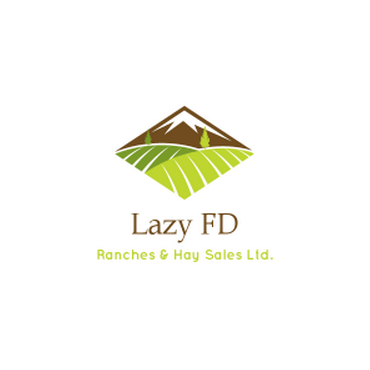 Lazy FD Ranches & Hay Sales Ltd. logo