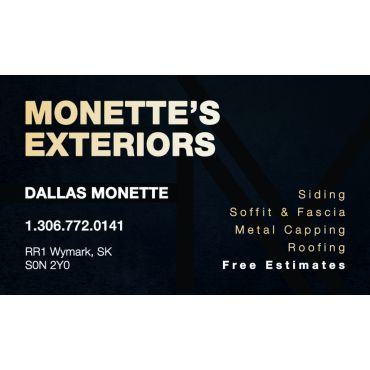 Monette's Exteriors PROFILE.logo