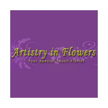 Artistry In Flowers logo