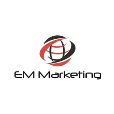 EM Marketing logo