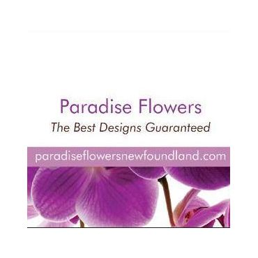 Paradise Flowers logo