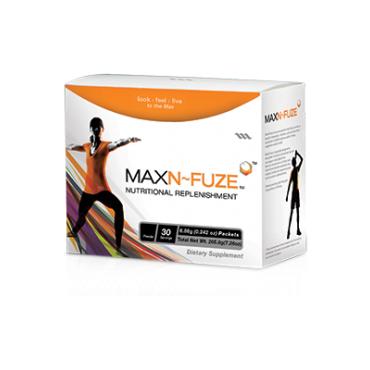 N-FUZE Nutritional Replenishment NOW