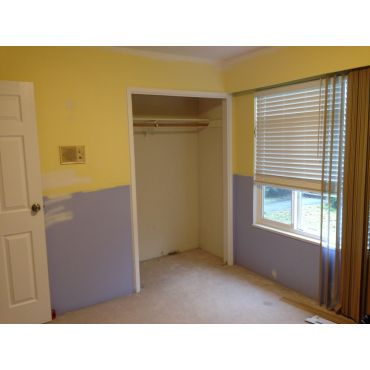 Bedroom Reno before