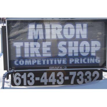 tirer Shop