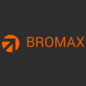 Bromax Excavating logo
