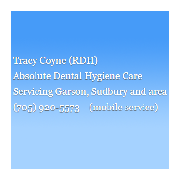 Absolute Dental Hygiene Care - Tracy Coyne logo