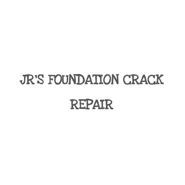JR's Foundation Crack Repair logo