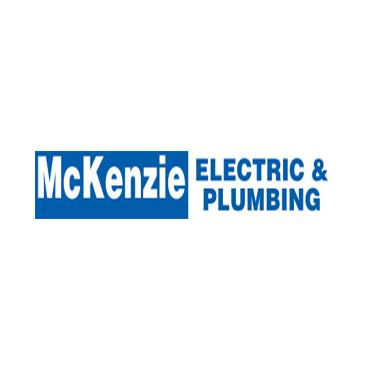 McKenzie Electric & Plumbing logo