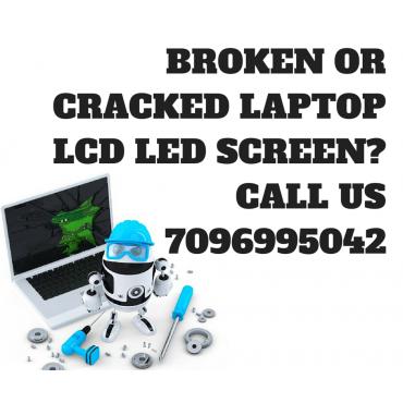 Broken LCD Screen? Call Us