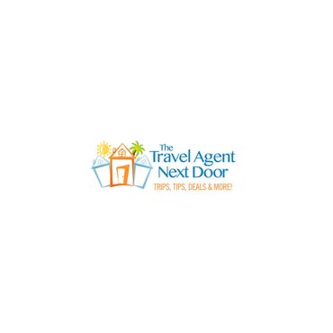 The Travel Agent Next Door logo