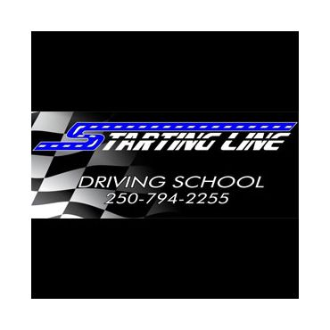 Starting Line Driving School logo