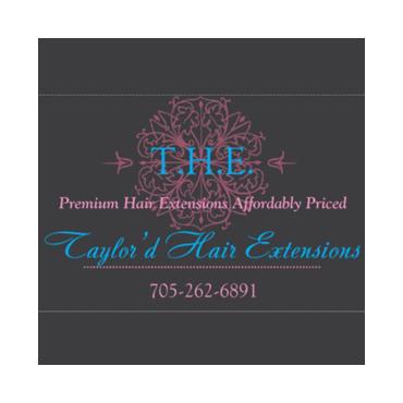 Taylor'd Hair Extensions logo