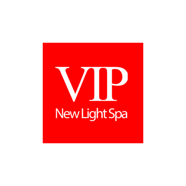 Vip New Light Spa logo