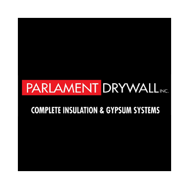 Parliament Drywall Inc. logo