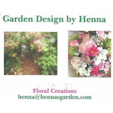 Garden Design By Henna PROFILE.logo