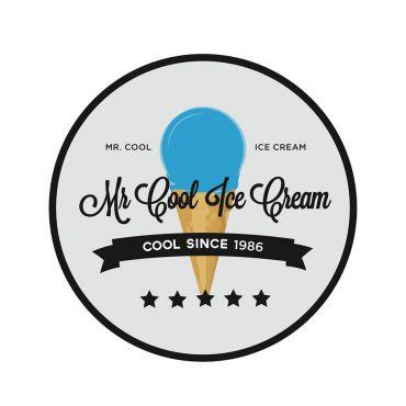 Mr Cool Ice Cream logo
