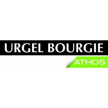 Urgel Bourgie Athos / Siege Social logo