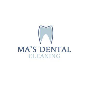 MA's Dental Cleaning logo