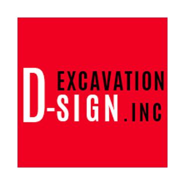 Excavation D-Sign Inc. PROFILE.logo