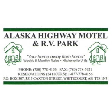 Alaska Highway Motel logo