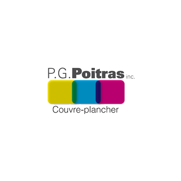 P.G. Poitras Couvre-Planchers logo