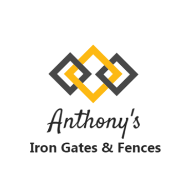 Anthony's Iron Gates & Fences logo