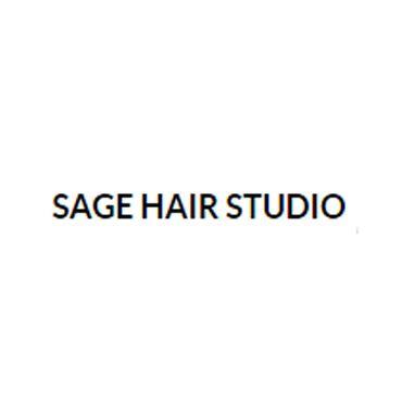 Sage Hair Studio logo