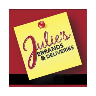 Julie's Errands & Deliveries PROFILE.logo