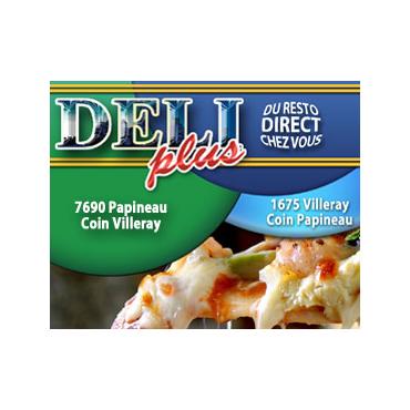 Restaurant Deli Plus logo