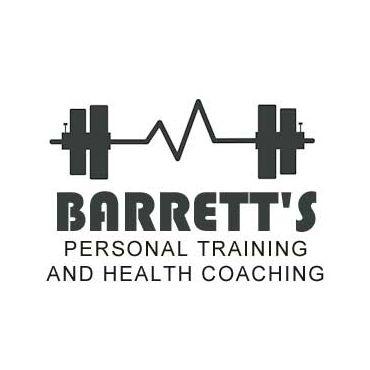 Barrett's Personal Training and Health Coaching logo