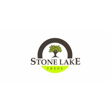 Stone Lake Trees logo