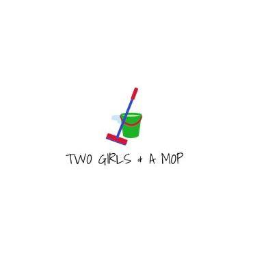 Two Girls & A Mop PROFILE.logo