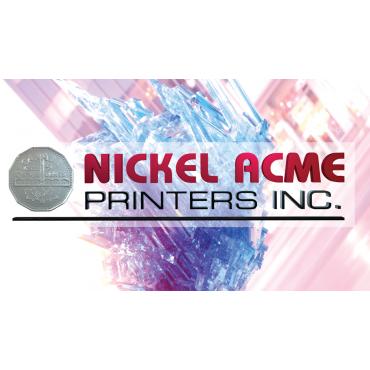 Nickel Acme Printers Inc PROFILE.logo