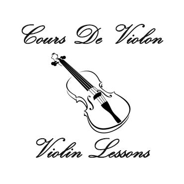 Cours De Violon - Violin Lessons PROFILE.logo