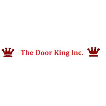 The Door King logo