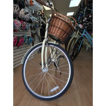 baskets can be put on most bikes